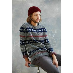 Urban Outfitters O'Hanlon Mills Mens Sweater L
